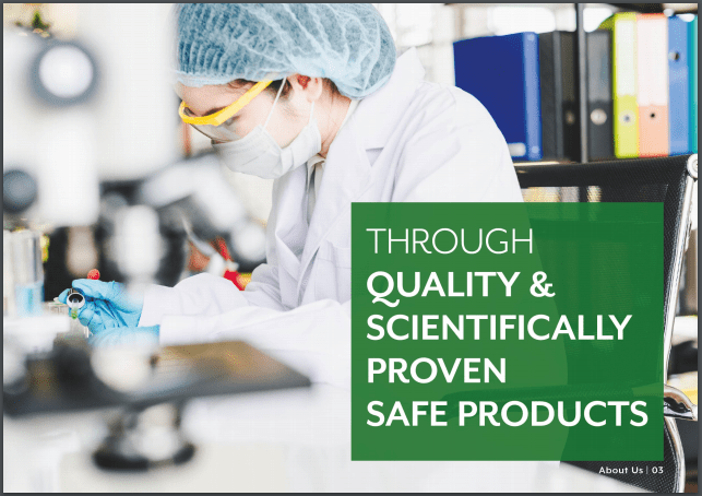 5 Inchaway Products Quality