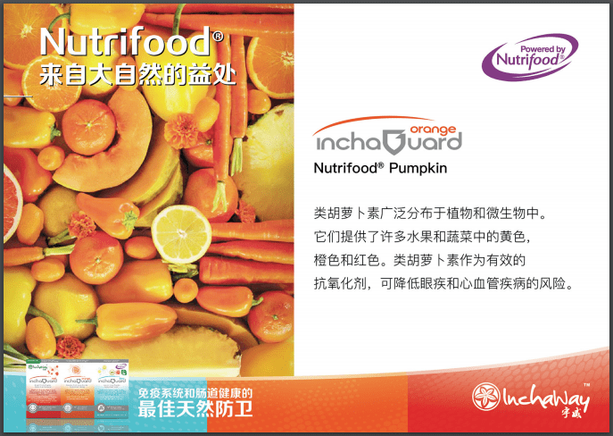 15 Probiotics in Inchaguard